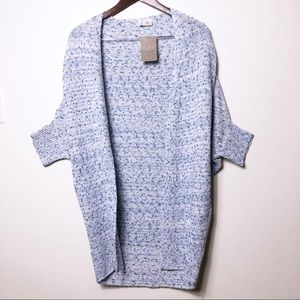 NWT Moth (Anthro) open front cardigan size XS/S